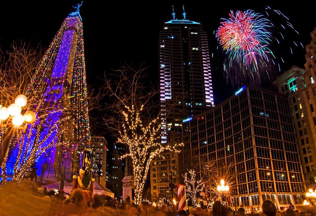 Christmas Lights Zoo
