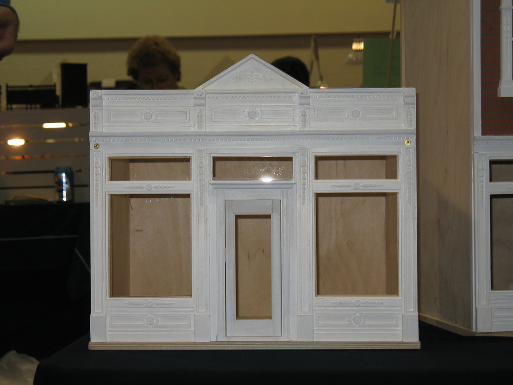 Victorian Storefront Goliath Miniatures Storefront For