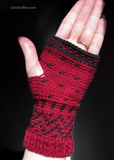 20160110 - Hand & Wrist Warmers 2