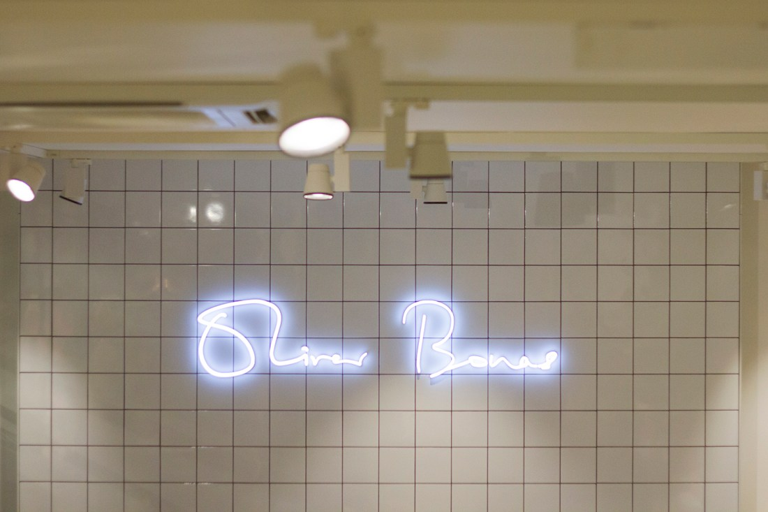 Oliver Bonas Manchester - Neon Sign