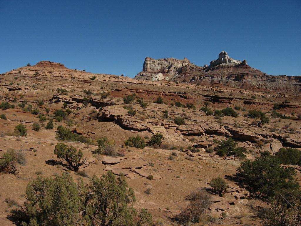 Large White River Rocks