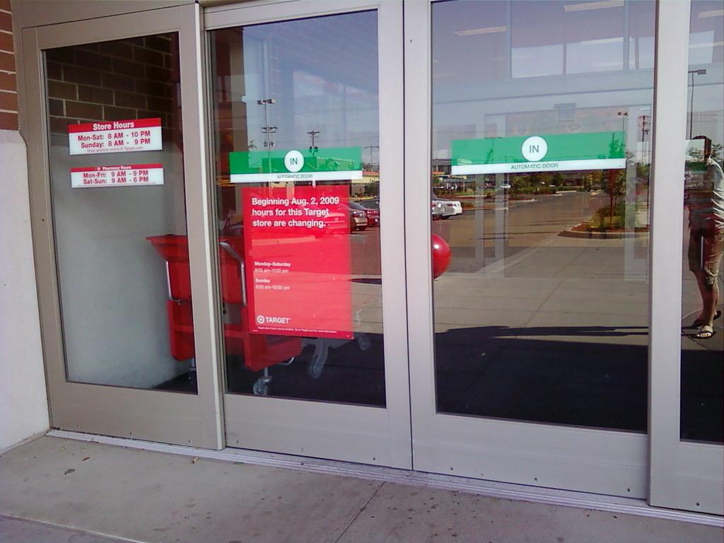 Your Grocery Walmart Door