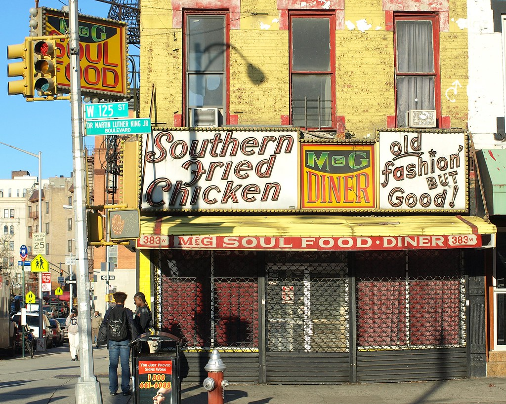 New Harlem York Food Soul