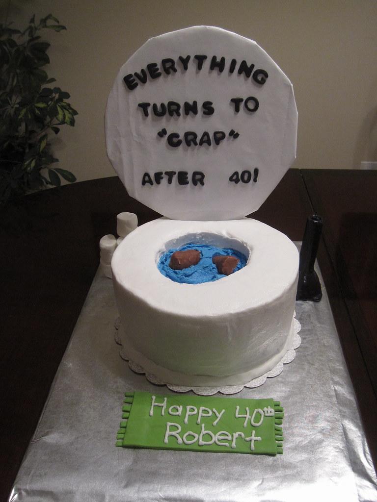 Birthday Cake Ideas For Men Turning 40
