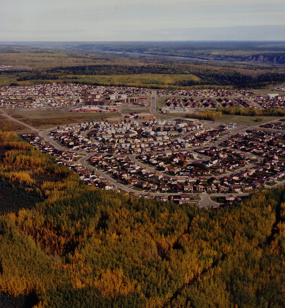 Thickwood Fort Mcmurray Alberta Thickwood Subdivision