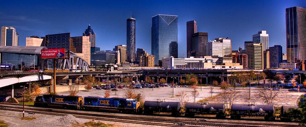 Cnn Center Atlanta Georgia