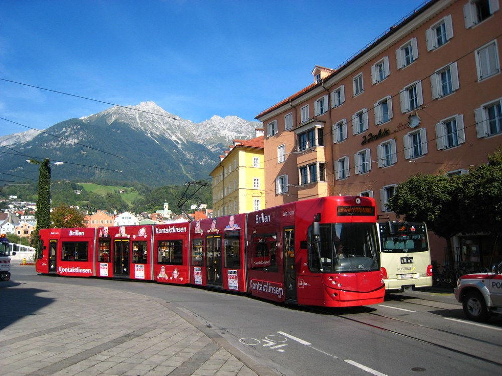 Innsbruck, Maravilla de los Alpes Austriacos