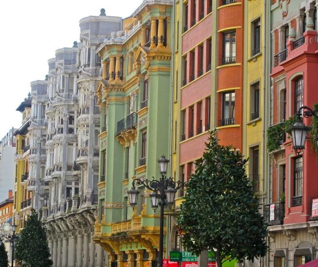 Edificios Oviedo