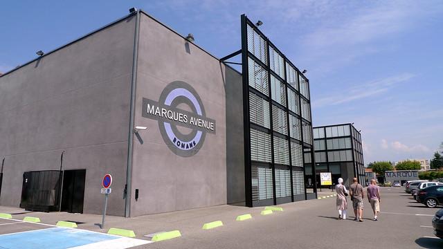 Marques Avenue (ROMANS,FR26)