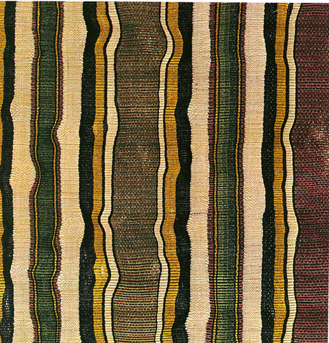 Hino Kanto Fabric With Stripe Or Checked Pattern Textile
