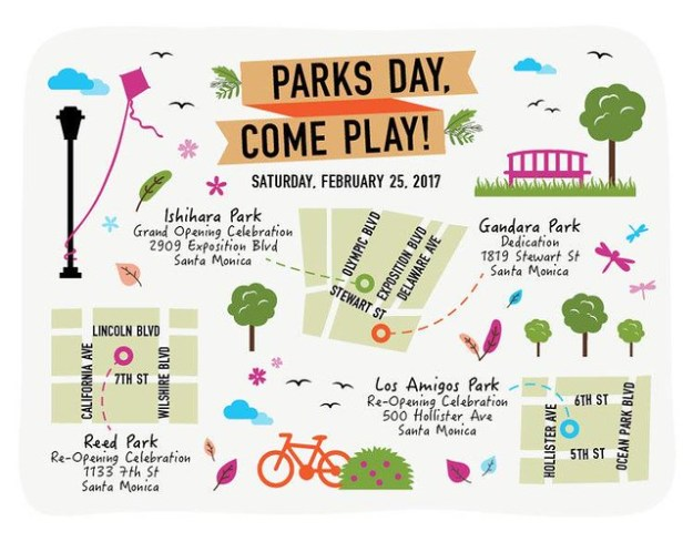 Parks Day! Mayors Ride & Picnic Ride!