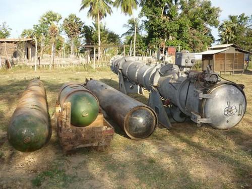 Ltte Sea Tiger Soviet Era Torpedos Captured By Lanka Army