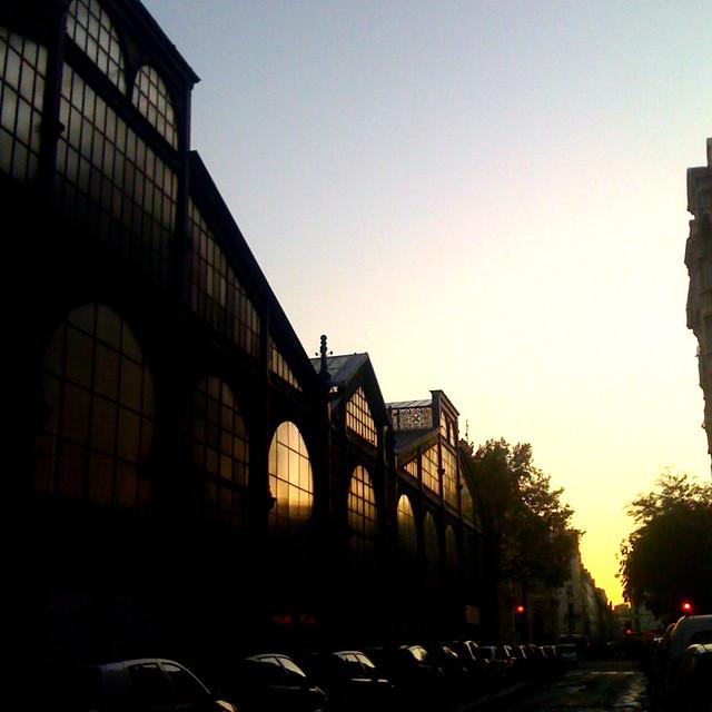 Le Retour des soleils couchants