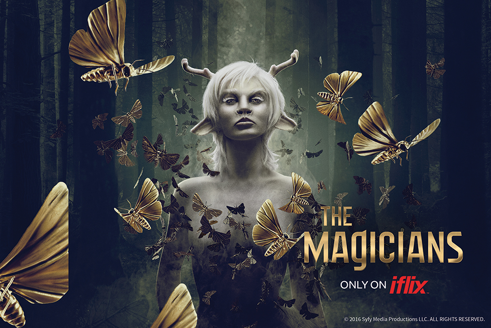 The Magicians: Only on iFlix