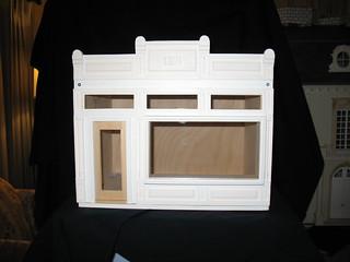 1891 Bay Window Storefront Goliath Miniatures Storefront