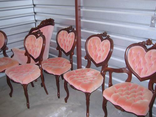 Victorian Antique Dinning Chairs Scarlett283 Flickr