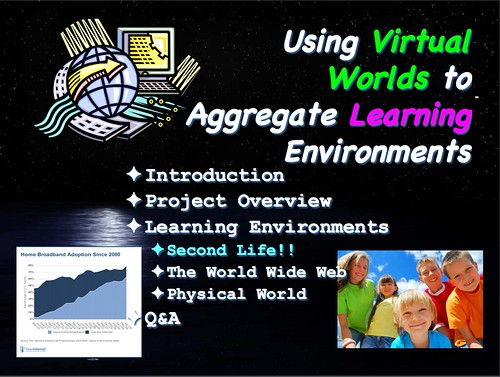 Ugly Powerpoint Slide Intro To My Keynote On Virtual World Flickr