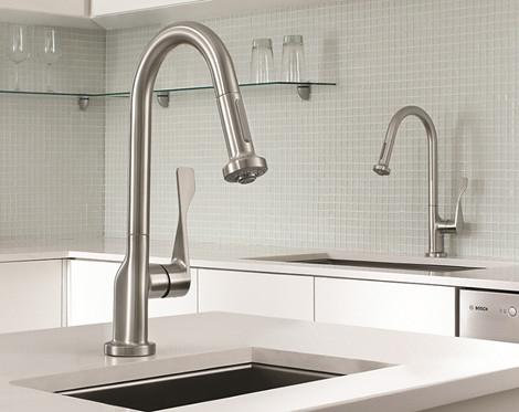 4033152957 5295a26dc8 White Kitchen Faucets