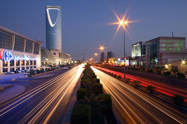 King Fahad Road Ii King Fahad Road In Riyadh Saudi