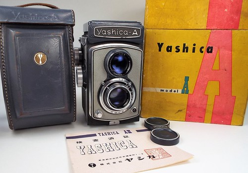 Limited Edition Yashica A III