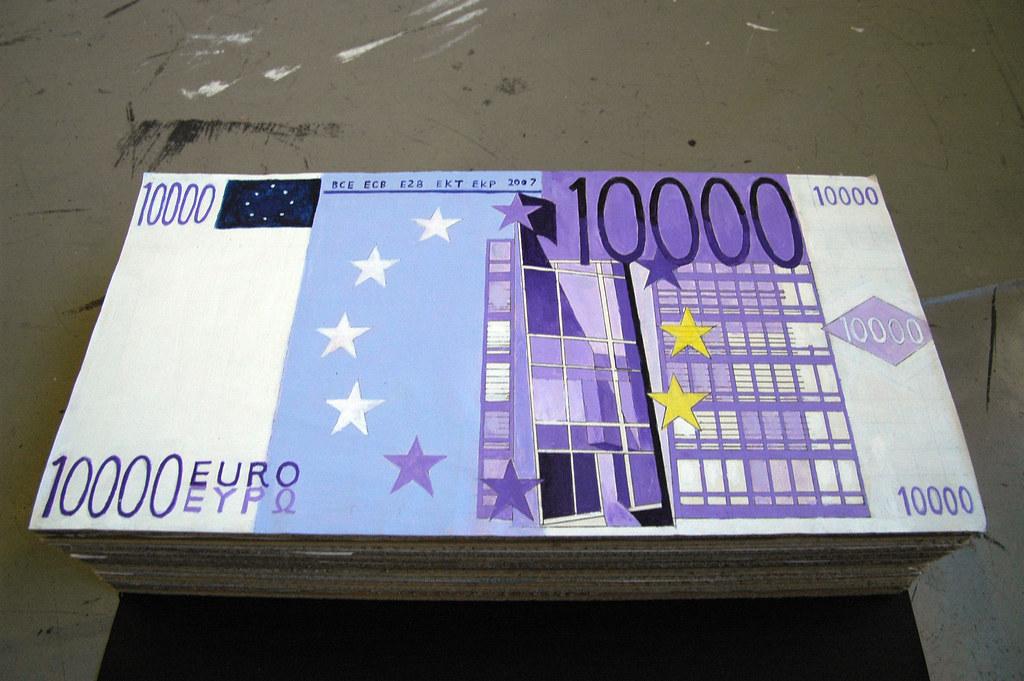 Detail Un Billet 10000 Euros Kyoko KASUYA Flickr