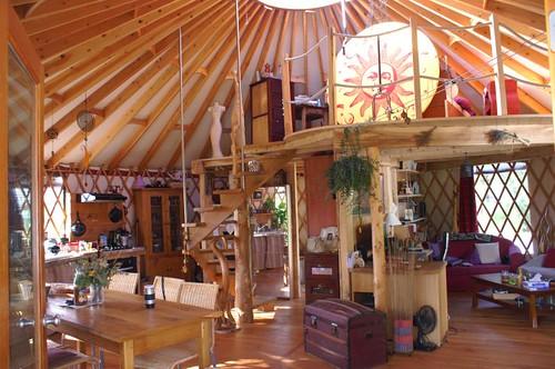 fabrication d'une terrasse en bois