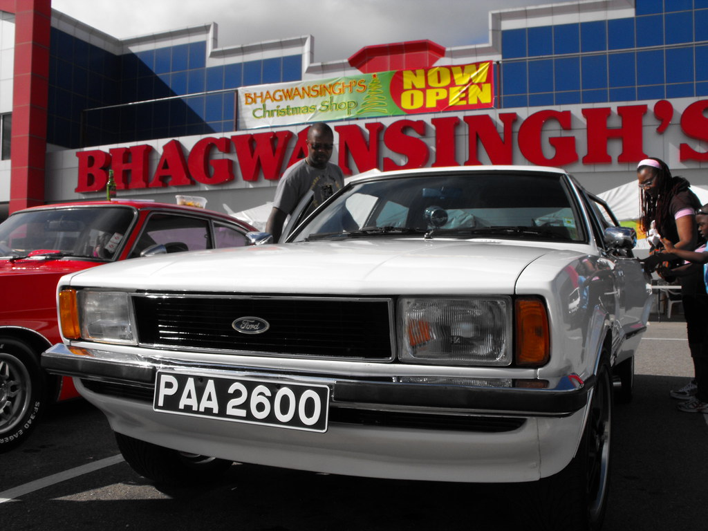 Ford Cortina Mk IV Trinidad This Car Aint So Old But Flickr