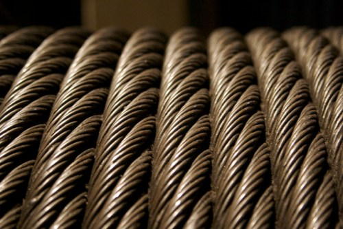Heavy Industry Wire Ropes
