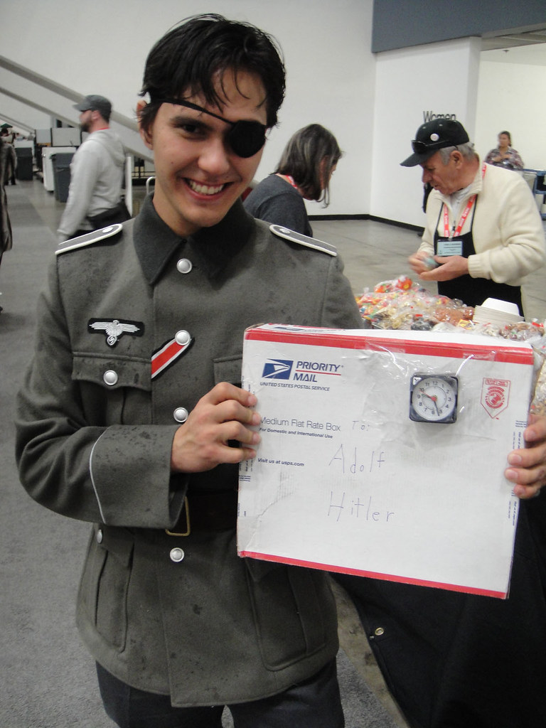 Nazi Tom Cruise Launches Operation Valkyrie With A Gift Fo