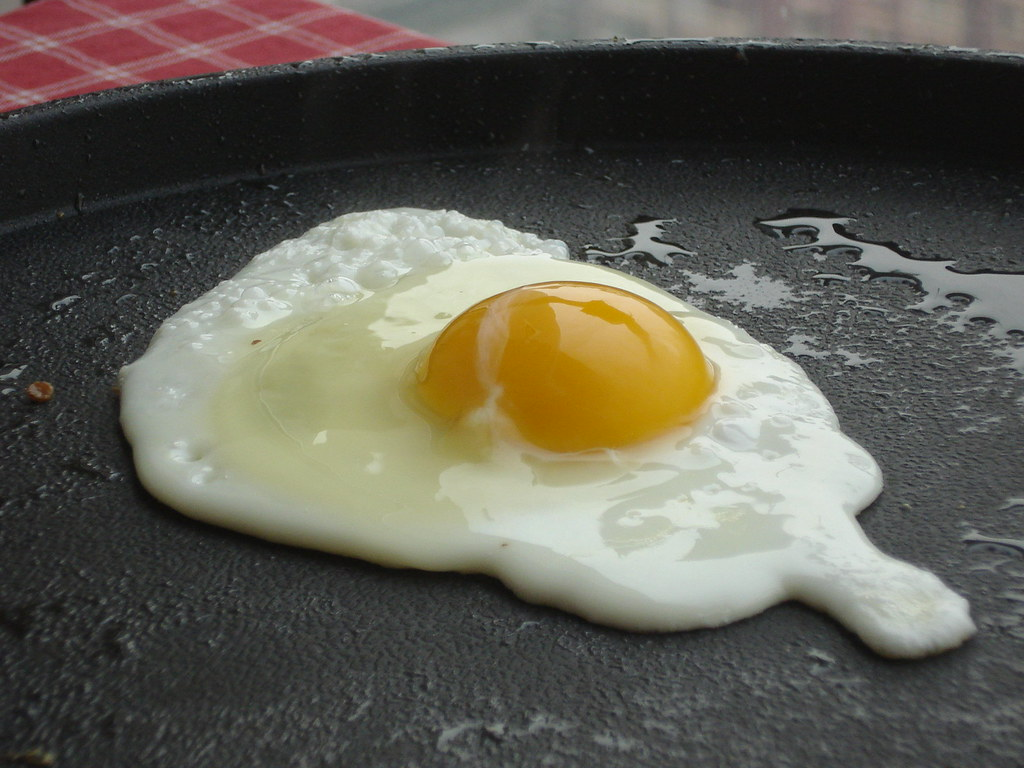 Fried Egg For Breakfast Httpklarititemplateshopcom