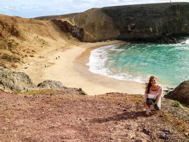 Lanzarote en invierno