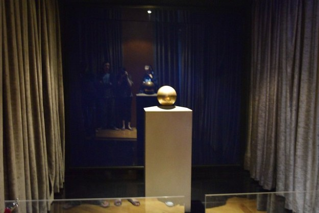 Urn Of Nikola Tesla