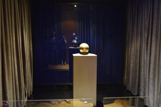 Urn Of Nikola Tesla