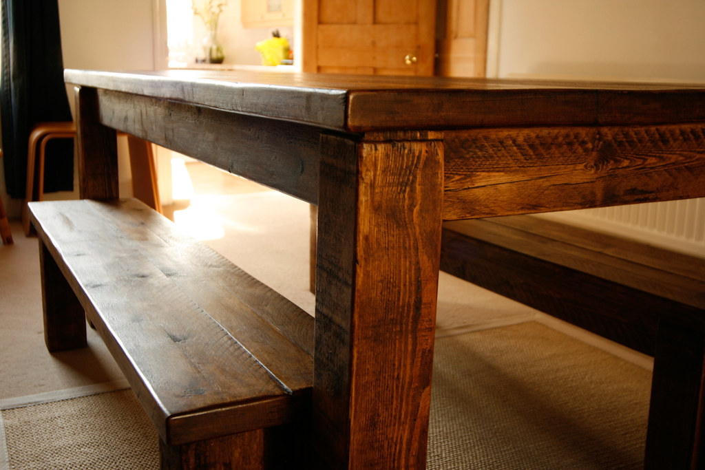 Left Corner Bench New Farmhouse Table 01 This Is A