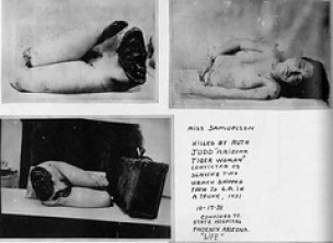 Risultati immagini per WINNIE RUTH JUDD victim