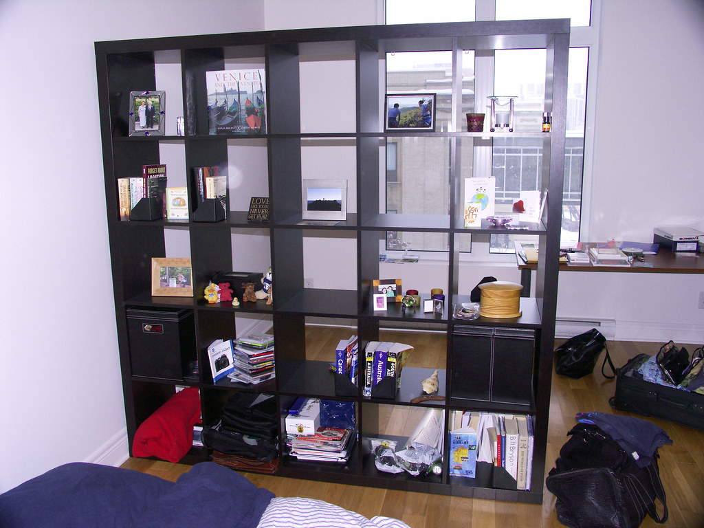 Large Shelf Room Divider IKEA Expedit IKEA Expedit