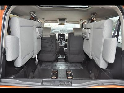 The Roomy Interior Of The 2008 Honda Element Now Availab