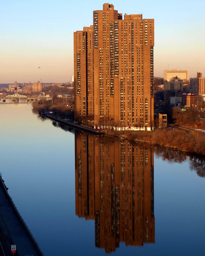 Harlem River Park Towers Morris Heights New York City
