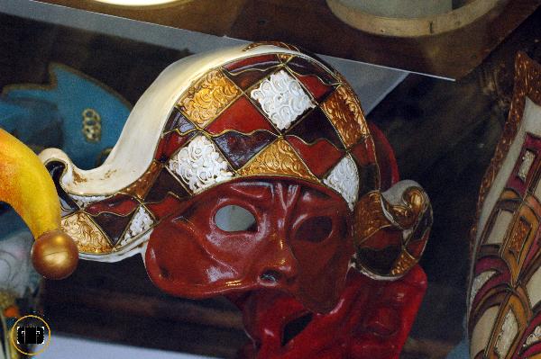 Máscara Arlequín