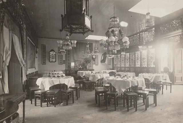 SF Dining Hall 1900s Gaswizard Flickr