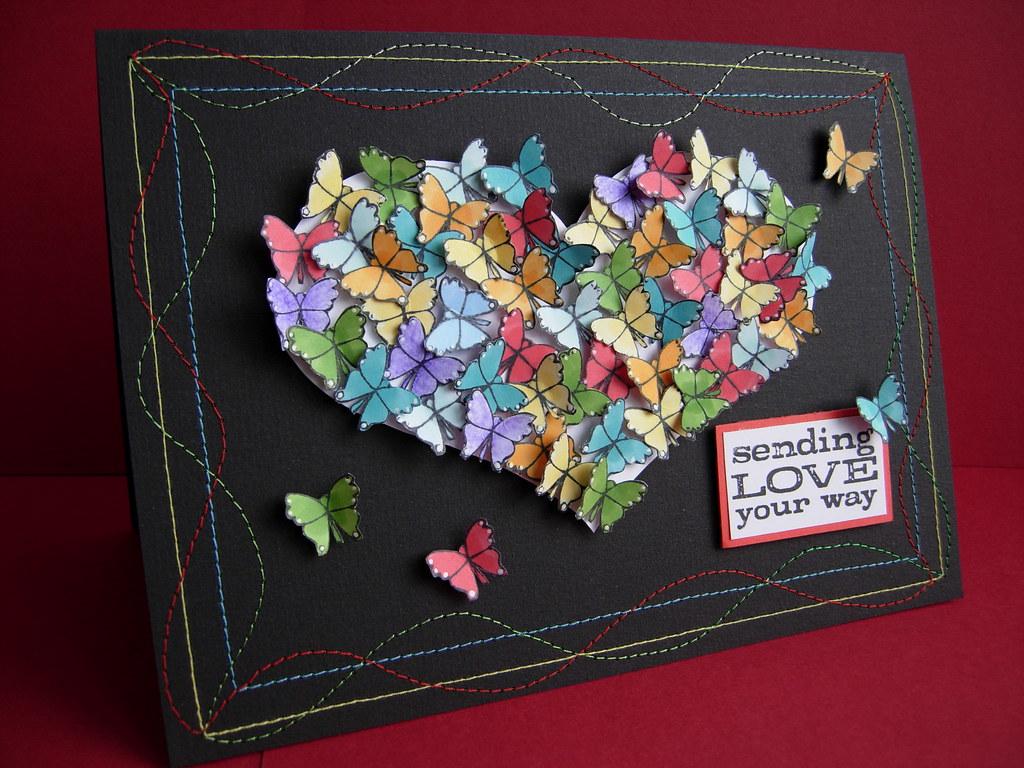 You Make My Heart Flutter I Love The Heart Shaped