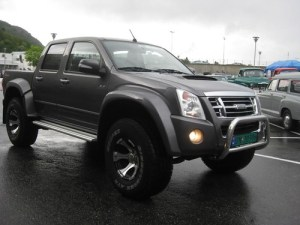 Isuzu Dmax 4x4 Extreme | Taken In Bergen, Norway | Flickr