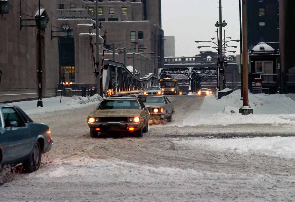 Worst Blizzard In The World