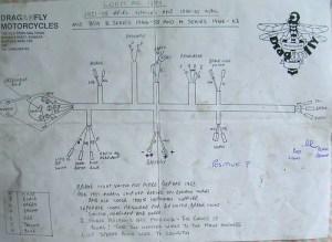 Ariel & BSA Wiring loom | Jeff | Flickr
