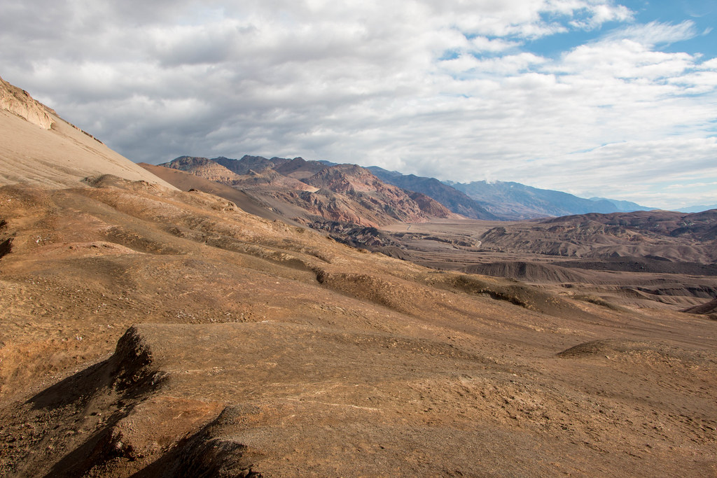 02.19. Death Valley, Desolation Canyon