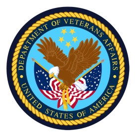 The Department of Veterans Affairs seal