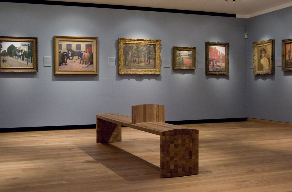 Ashmolean Museum Oxford Camden Town Group Founded In