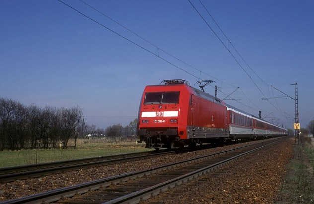 101 001 bei Baden-Baden 29.03.98
