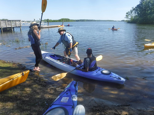 Paddle to Church Island with the Tri-County Blueways Paddlers