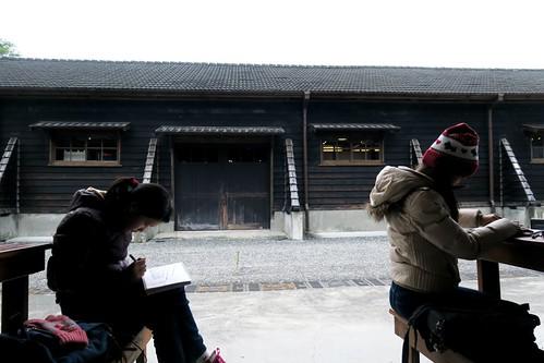 【寫生】花蓮「文化創意園區」:原花蓮酒廠(12.6ys)